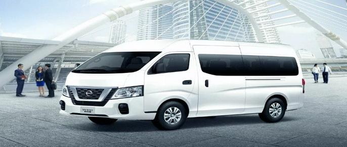 Van Sewa Nissan Urvan Area Shah Alam